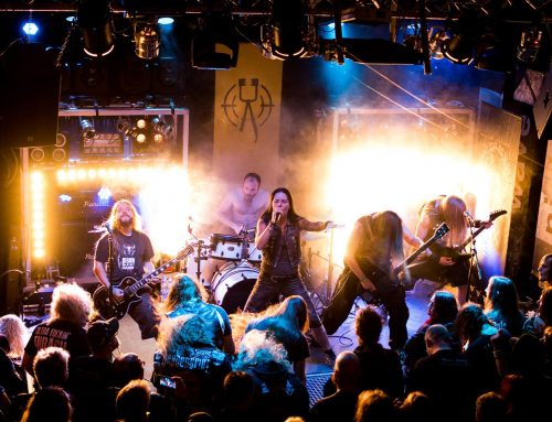 "Cripper Releaseshow ""Follow Me: Kill!"" in der Subkultur Hannover"