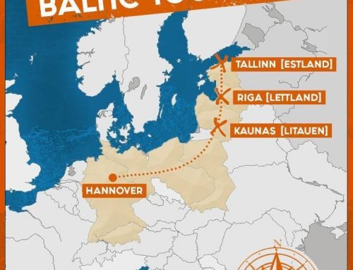 Tour durchs Baltikum